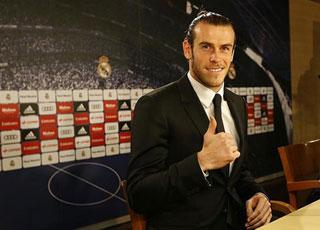 Nhận lương khủng, Bale thề dốc toàn sức cho Real Madrid